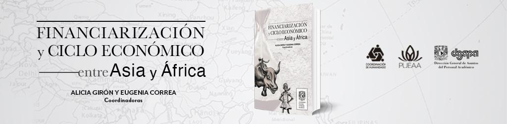 Libro: Financiarización y ciclo económico entre Asia y África